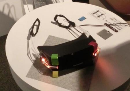 Panasonic piensa en una realidad virtual con gafas, sin móviles de por medio