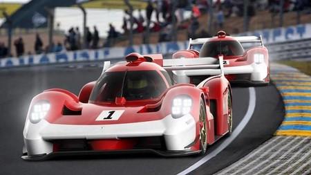 Glickenhaus Vettel Wec 2021