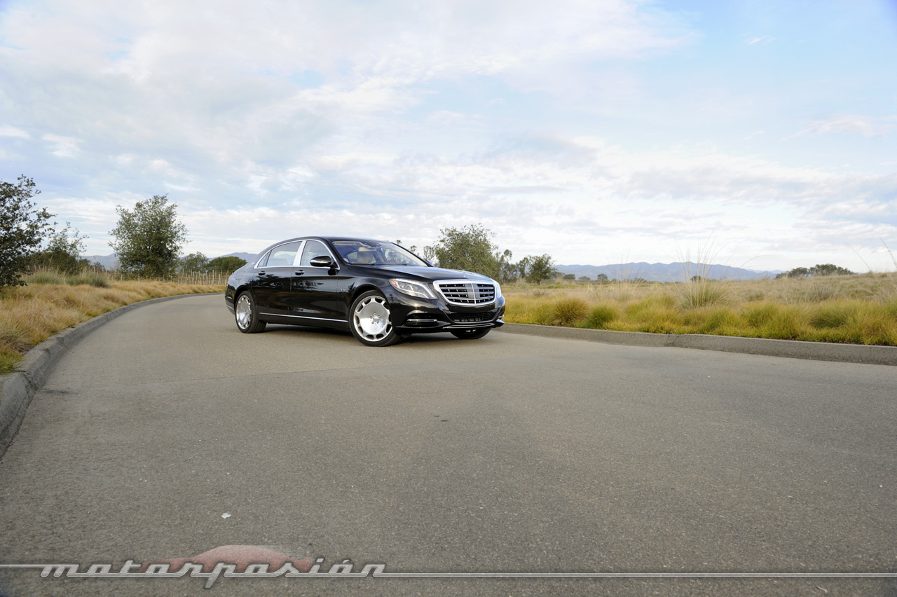 Foto de Mercedes-Maybach Clase S, primeras impresiones (11/31)