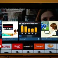Un mes con Android TV
