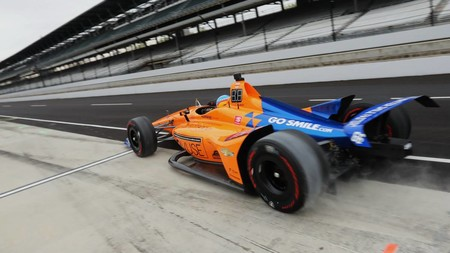 Alonso Indy500 Mclaren