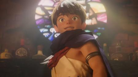 El nuevo tráiler de la película en CGI de Dragon Quest: Your Story es de lo mejor que verás hoy