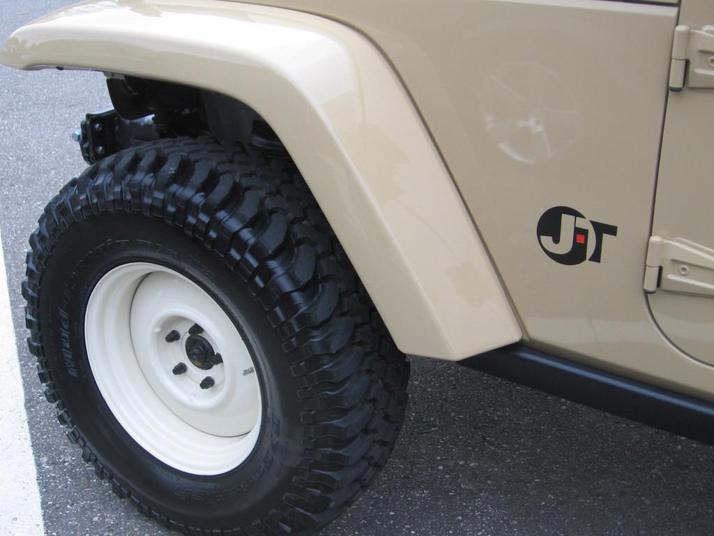 Foto de Jeep Wrangler JT Concept (11/33)