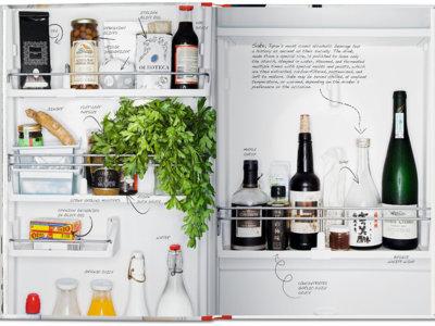 ¿Qué tienen chefs europeos en su refrigerador?