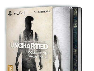 Uncharted: The Nathan Drake Collection muestra los alicientes de su edición especial