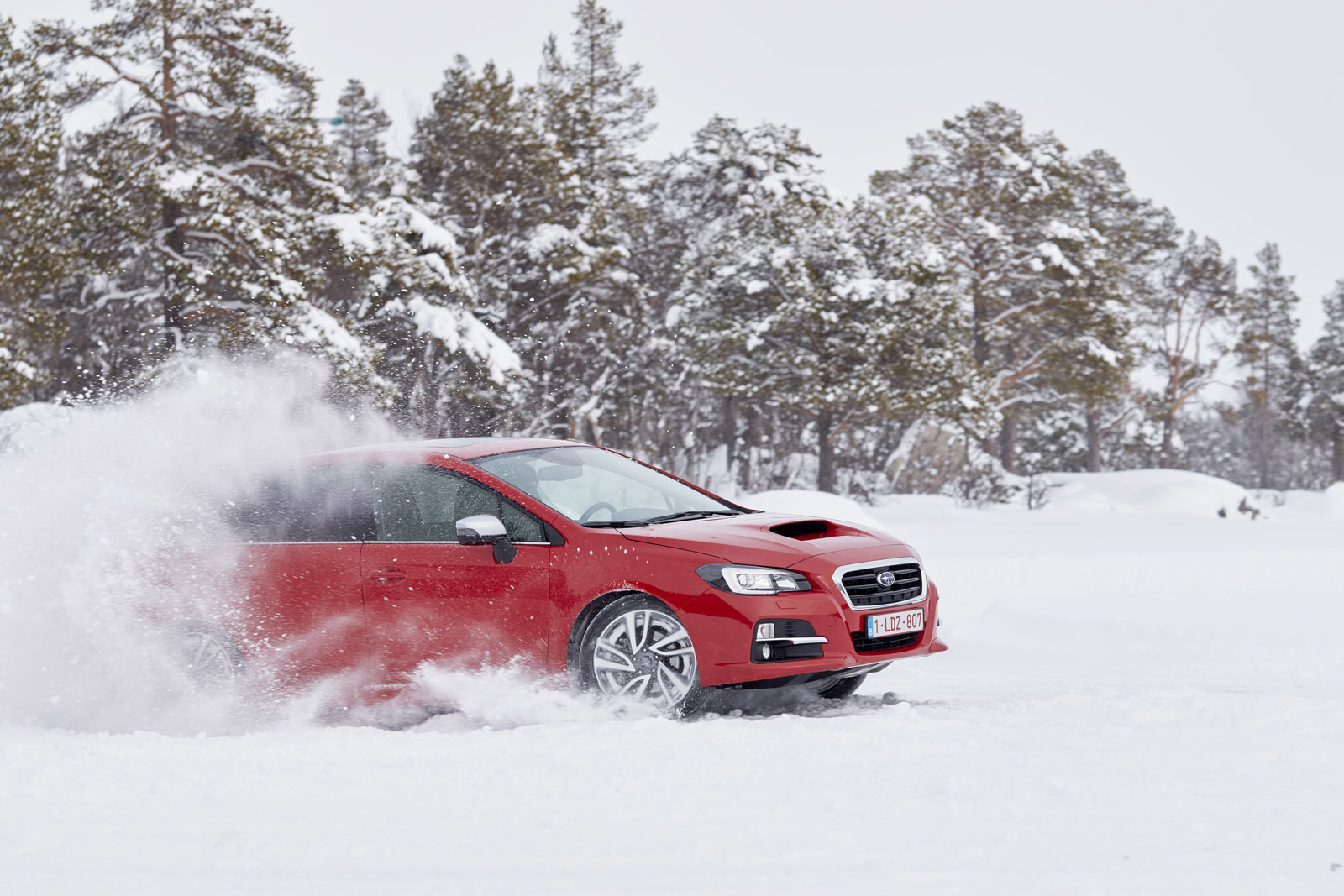 Foto de Subaru Snow Drive 2016 (42/137)