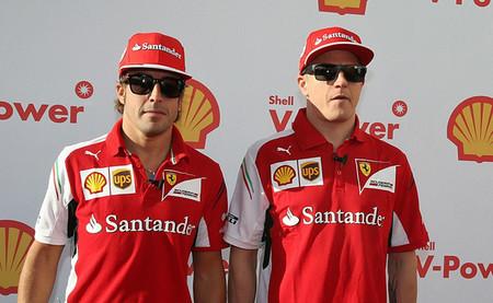 Sergio Marchionne insiste en que Fernando Alonso y Kimi Räikkönen se quedan en Ferrari