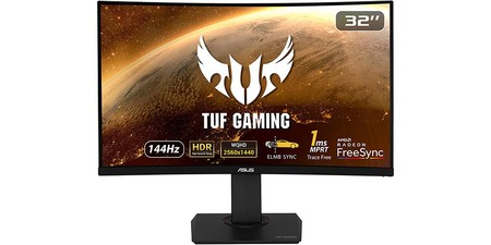 Asus Tuf Gaming Vg32vq 2