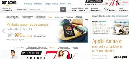 Francia: Amazon elimina el envío gratis en los libros