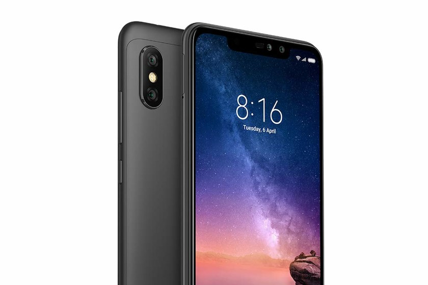 Xiaomi Redmi Note 6 Pro, Bluedio T7 Headphones and Roborock