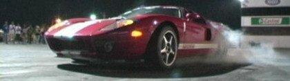 Ford GT Twin Turbo, y Ford GT en Top Gear