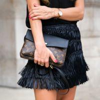 Una falda negra que nos vista a todas horas. Flechazos de shopping