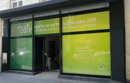 """Microsoft prepara un """"Windows Café"""" en París"""