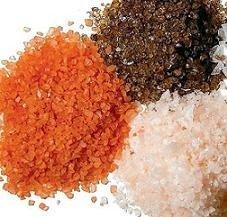 Las sal y sus variedades