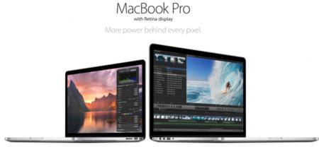 Apple renueva los MacBook Pro y presenta el precio del Mac Pro