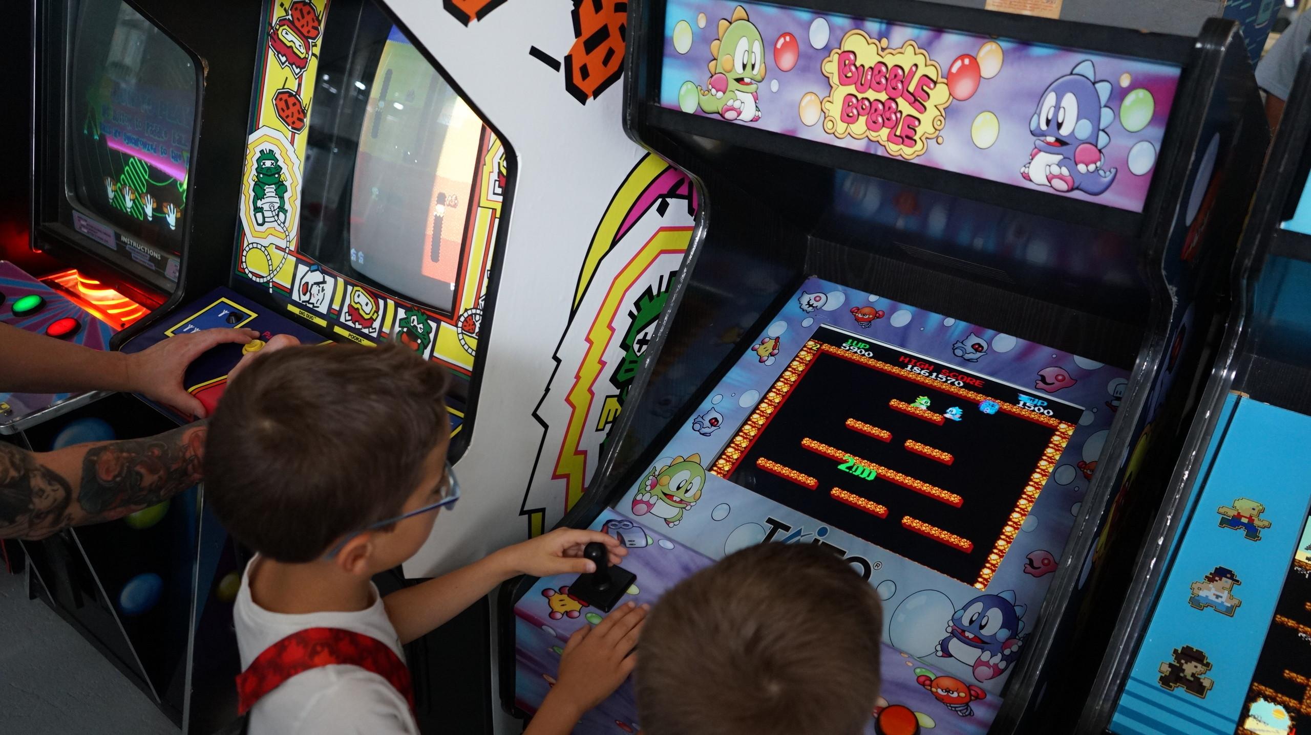 Foto de Museo máquinas Arcade (32/46)