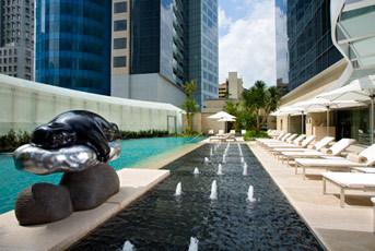 The St. Regis Singapore, hotel de lujo