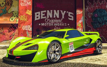 Llega el Progen Itali GTB personalizado a GTA Online, prepara más de un millón de tu GTA$ para tunearlo
