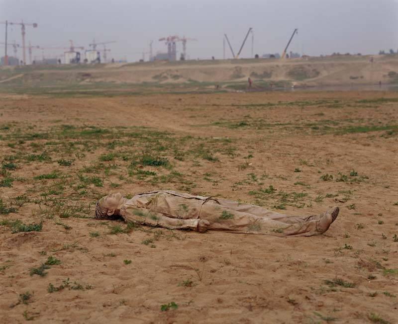 Foto de Hiding in the City: el hombre invisible. Liu Bolin (2/50)