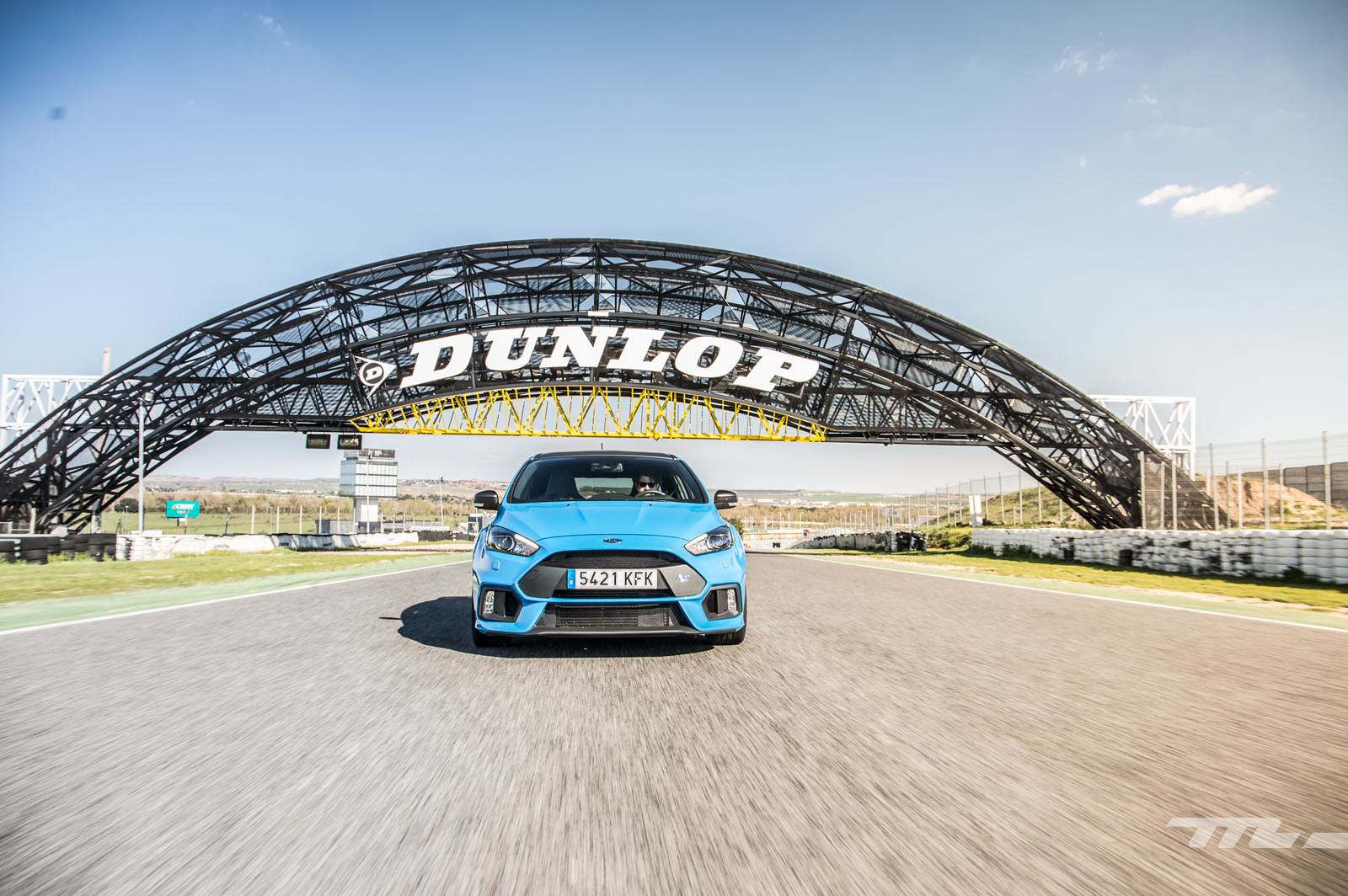 Ford Focus RS Performance Pack (prueba)