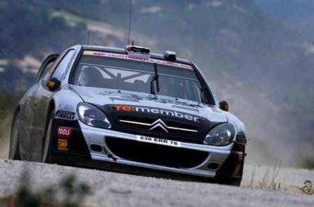 Petter Solberg visitó M-Sport y aumenta los rumores