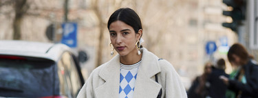 El street style ha hablado: los abrigos blancos (oversized) son la prenda estrella del otoño-invierno 2019/2020