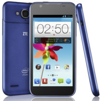 ZTE Grand X2, Android y procesador Intel