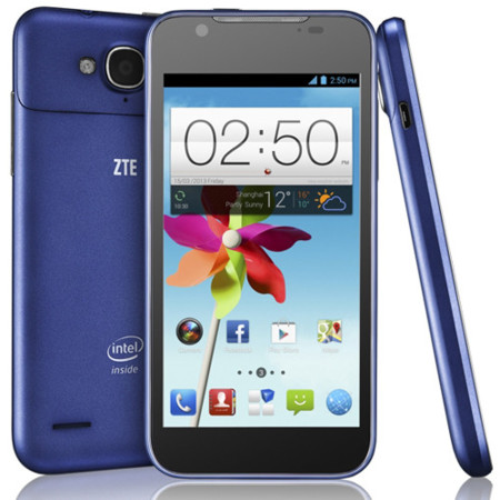 ZTE Grand X2, Android y procesador Intel