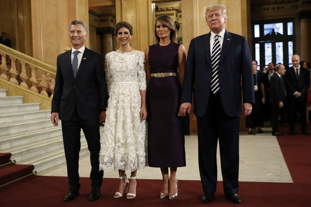 Los Trump En Argentina 3
