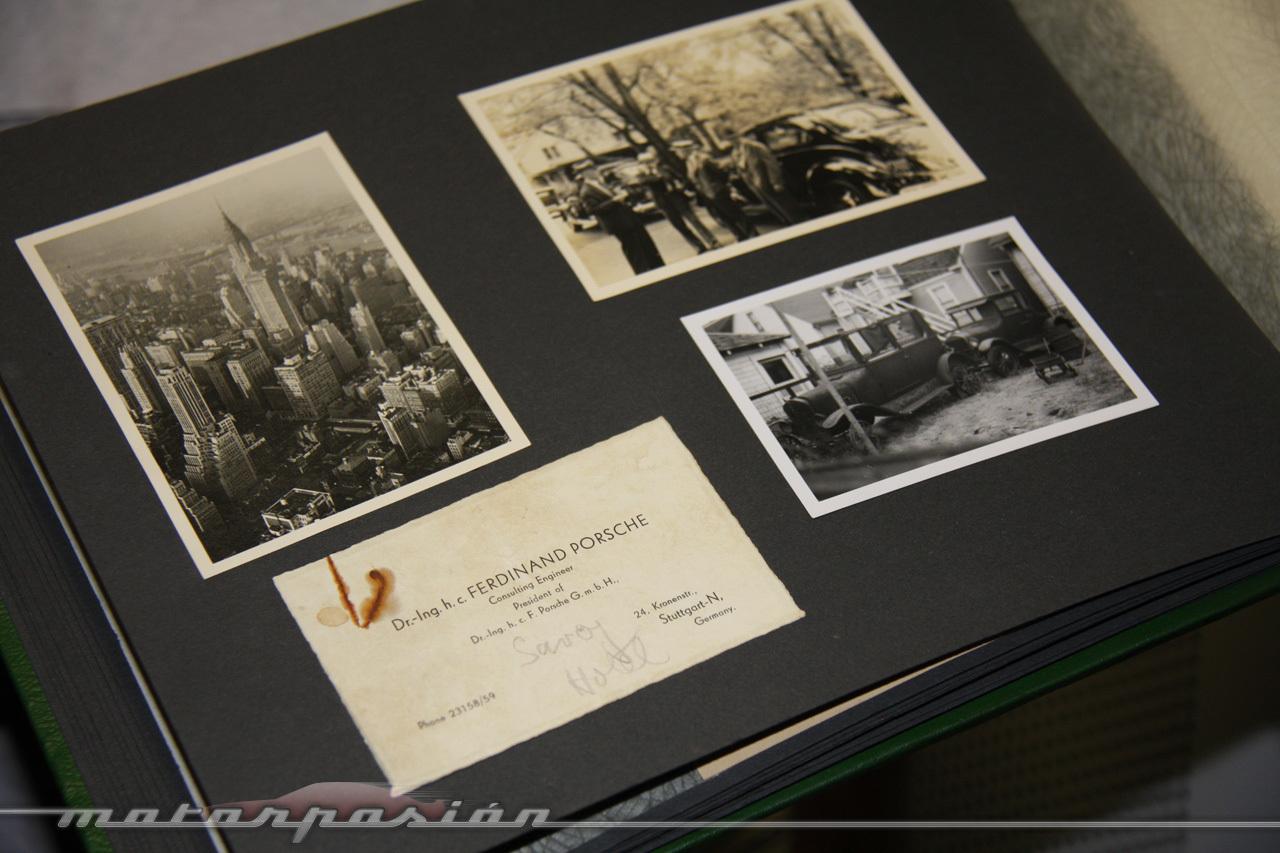 Foto de Museo Porsche: los archivos históricos (10/25)