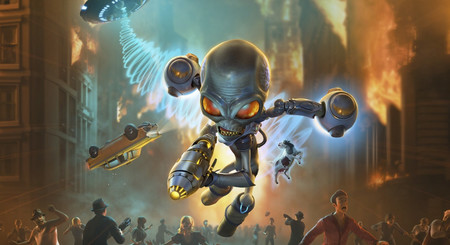 El retorno de Destroy All Humans! es una muestra más del divertidísimo potencial del doble A descerebrado e irreverente