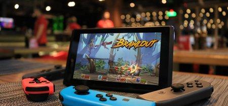 Brawlout estrenará la fórmula de Smash Bros. en  Nintendo Switch el 19 de diciembre