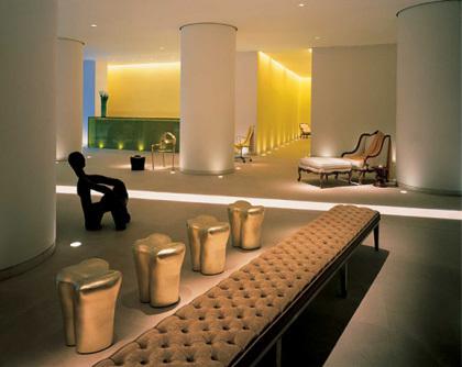 Hoteles de diseño en Londres (II): St. Martins Lane