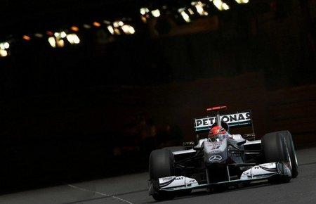 GP de Mónaco F1 2011: la FIA prohibirá el uso del DRS en la zona del túnel