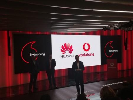 El 5G no es solo para datos: Vodafone y Huawei logran hacer la primera llamada vía 5G