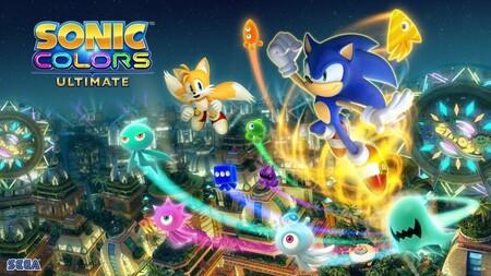 Las ediciones físicas de Sonic Colors Ultimate retrasan su lanzamiento en Europa por problemas logísticos
