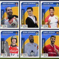 Conoce a los ocho deportistas de élite que competirán a FIFA 18 en un torneo de LaLiga
