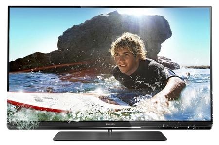 Nuevos televisores Smart TV serie 6000 de Philips, 3D y Ambilight como principal reclamo