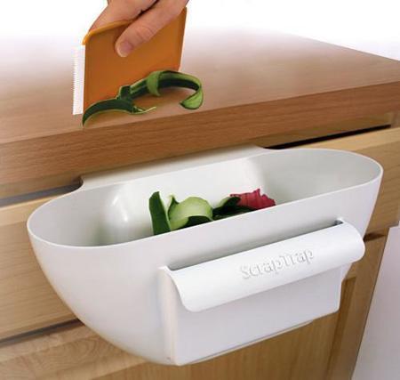 Scrap Trap, accesorio para una cocina más limpia
