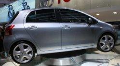 Toyota Yaris, 5 estrellas Euro NCAP