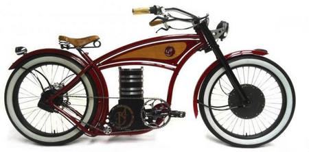 B4 Bikes presenta la bicicleta eléctrica E-Cruizer