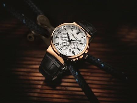 Marine Chronograph Manufacture, el nuevo reloj de Ulysse Nardin