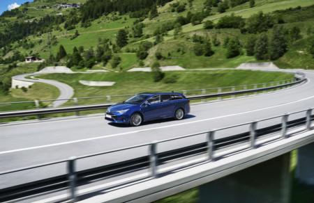 Toyota Avensis 2015 Prueba