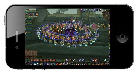 Blizzard está considerando llevar una versión de 'World of Warcraft' a iOS