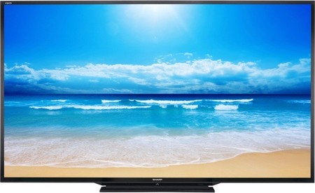 Sharp lanzará el televisor LED más grande del mundo en nuestro país en julio