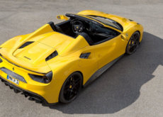 Novitec exprime el Ferrari 488 Spider hasta los 783 CV