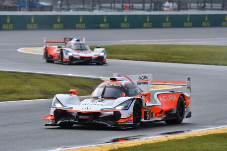 Acura podría ser la presencia de Honda en Le Mans: construirán un LMDh pero no confirman que corran el WEC