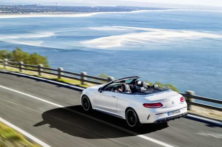 Mercedes Amg C Cabrio