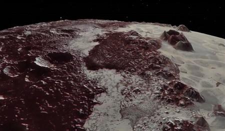El sobrecogedor vídeo de Plutón y Caronte, cortesía de New Horizons