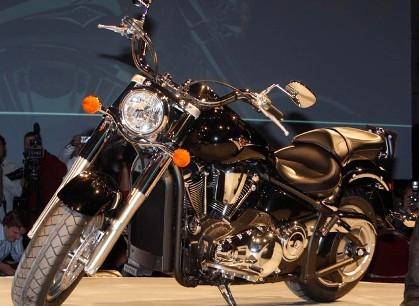Salón de París: Kawasaki VN2000 Classic 2008